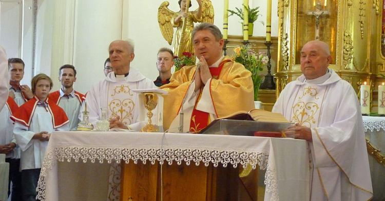 Parafia w Suserzu ma nowego proboszcza [ZDJĘCIA]